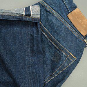 Mishka Slim Fit Selvedge Jeans Size 34